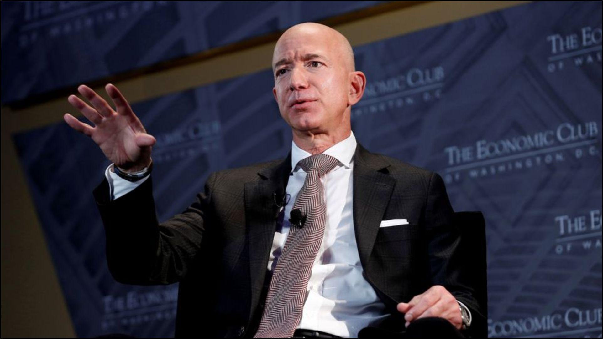 Amazon's billionaire founder Jeff Bezos to fly to space next month | World Auto Forum