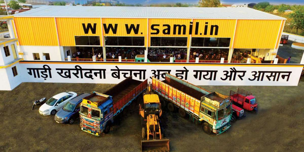 SAMIL FACILITATES PHYSICAL AUCTION AT OVER 100 AUTOMALLS PAN INDIA TO BUY & SELL PRE-OWNED VEHICLES & EQUIPMENT